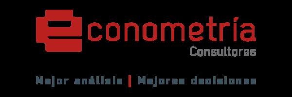 Logo Econometría