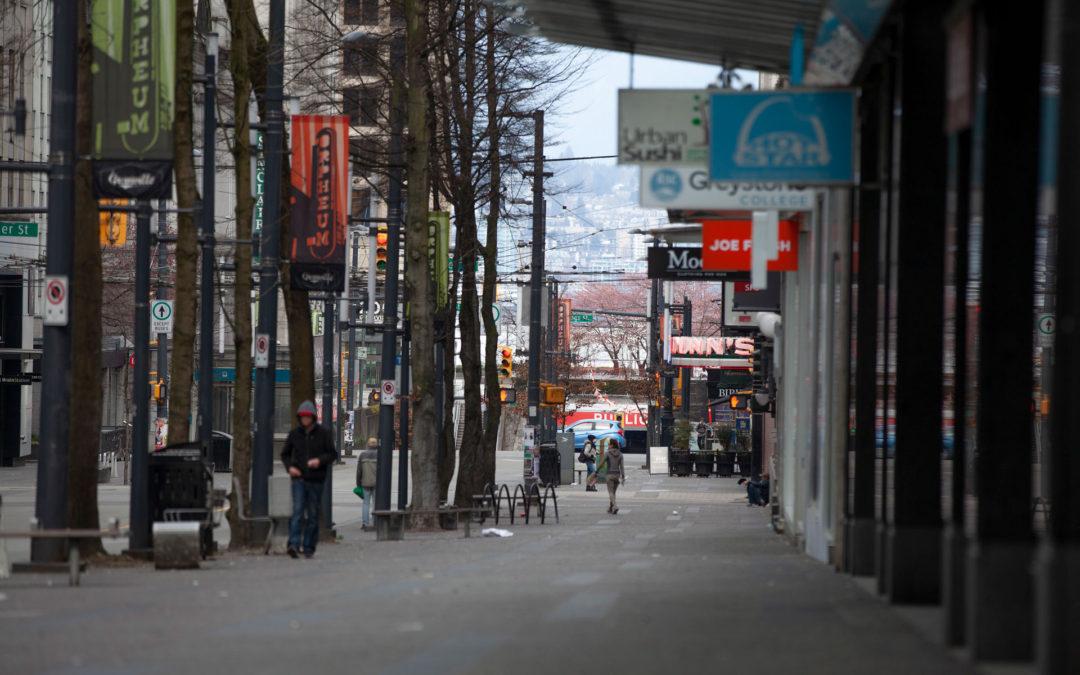 Las pandemias como el COVID-19 y el Urbanismo